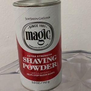 Magic Shaving Powder Extra Strength
